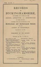 Cover of Records volume 10